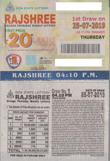 Punjab Lottery Agency